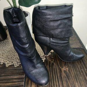Vera wang booties